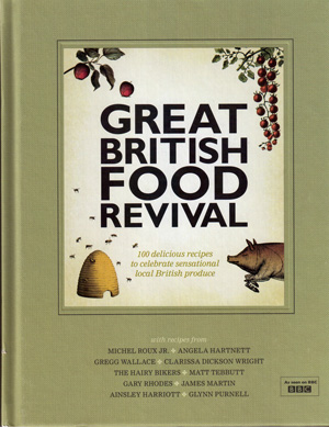 Great British Food Revival-cook book