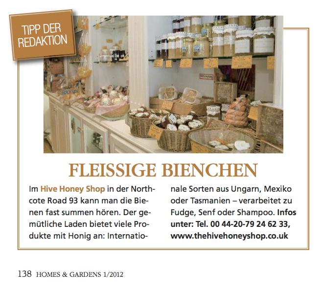 Home & Gardens Feature- Germany Jan 2012 Issue