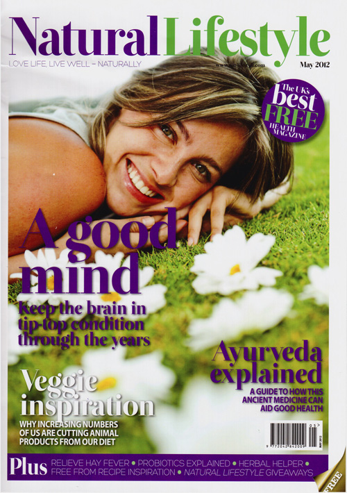 Natural Lifestyle Magazine- Cover