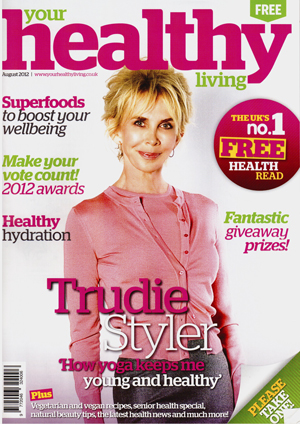 Your Healthy Living-Aug 2012,cover